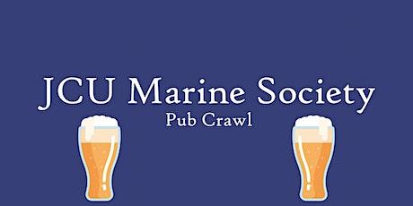 JCU Marine Society Pub Crawl tickets