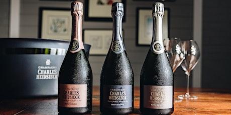 BamVino Presents - Charles Heidsieck Champagne Tasting tickets