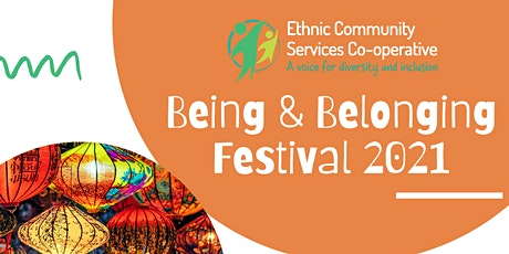 Harmony Day - Being & Belonging Festival 2021 tickets
