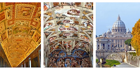 Virtual Tour of the Vatican, Sistine Chapel, and Saint Peter's Basilica tickets