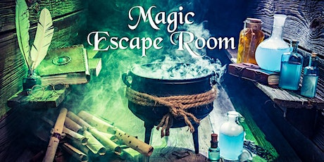Youth School Holiday Event: Magic Escape | LIVE ONLINE tickets