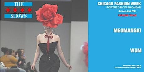 Day  6 THE SHOWS presented by FashionBar: F/W 2021 Evening Wear  Show tickets