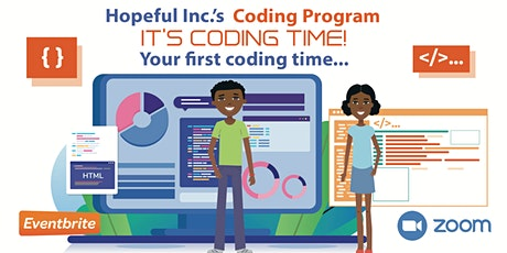 Kid Coding Zoom Discussion tickets