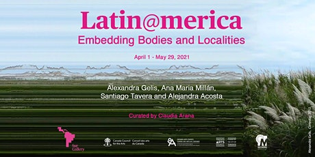 Latin@merica: Embedding Bodies and Localities - Sur Gallery Exhibition tickets