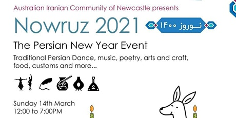 Nowruz 1400 (2021) tickets