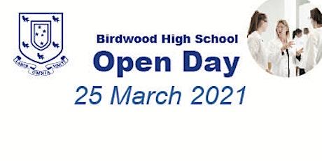 Birdwood High School Open Day tickets