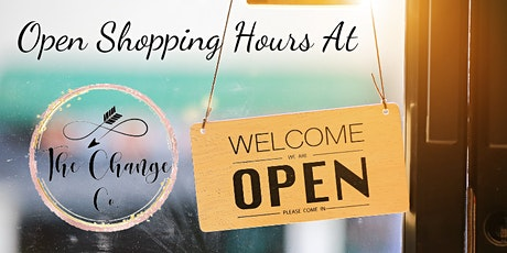 In Person Shopping Hours tickets