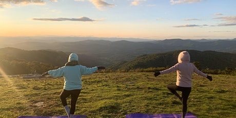 Mountaintop Sunset Yoga Hike tickets