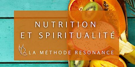 Atelier Nutrition et Spiritualité billets