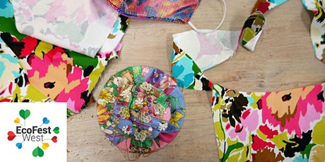 Make your own upcycled bag! tickets