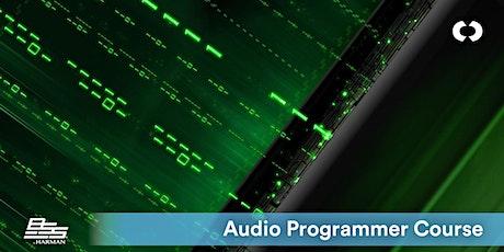 AKL | Audio Programmer Course tickets
