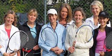 2021 Get Active! Expo - Ladies Social Tennis (Yarraville) tickets