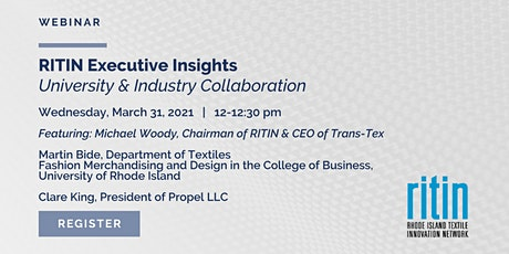 RITIN Executive Insights: University & Industry Collaboration tickets