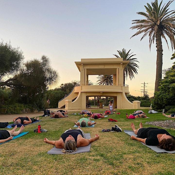Sandringham Twilight Yoga image