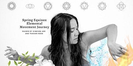 Spring Equinox Elemental Movement Journey tickets