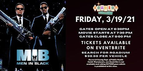MEN IN BLACK - Presented by The Roadium Drive-In tickets