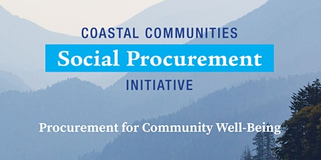 Trade Agreements & Social Procurement tickets