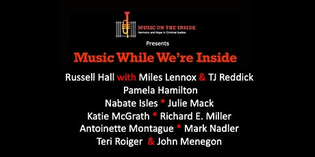 Music While We're Inside Free Jazz Concert on Sunday, March 7th at 6PM ET tickets