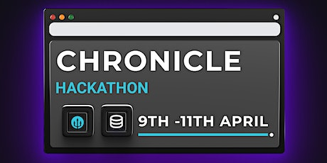 Chronicle Hackathon 2021 tickets