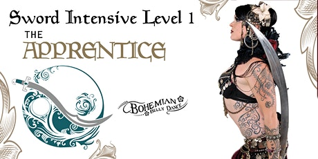 Bohemian Blade Level 1 Intensive- The Apprentice - online tickets