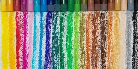 Pastel Art with Boriana tickets