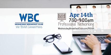 Wednesday Breakfast Club - April 14th tickets