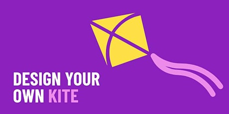 School Holiday Activity - Design Your Own Kite tickets
