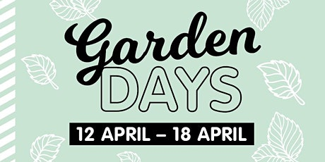 Garden Days at Sunnyside Mall tickets