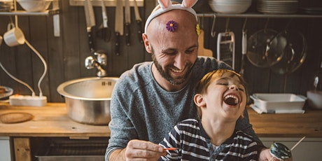 An ADF families event:  My Dad and  Me – Early Easter, Townsville tickets