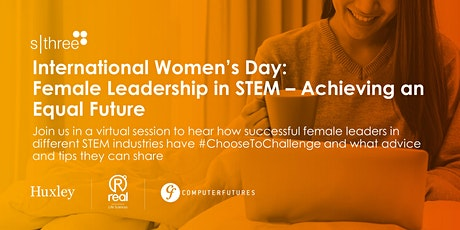 Female Leadership in STEM: Achieving an Equal Future tickets