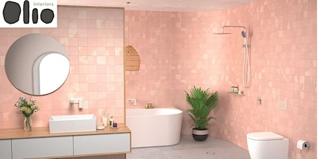 Caroma Workshop - How to Bring Style & Personality Into Your Bathroom tickets