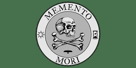 2021 Memento Mori tickets