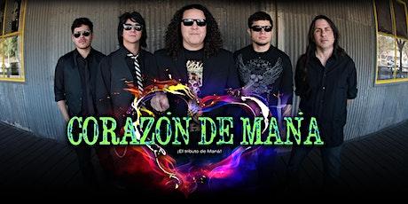 Mana Tribute by Corazon  De Mana - The Canyon Agoura Hills tickets