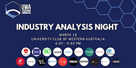 UWAYE Presents: Industry Analysis Night 2021 tickets