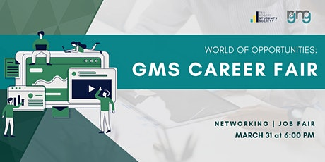 World of Opportunities: GMS Career Fair tickets