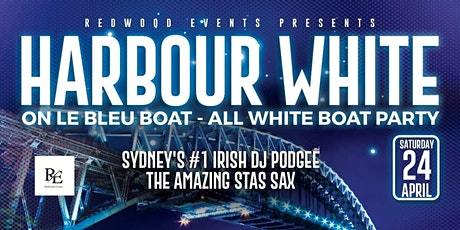 HARBOUR WHITE tickets