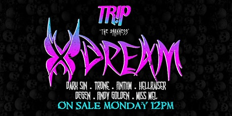 TR!P 16 feat. XDream : The Darkness tickets