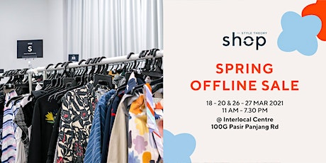 Style Theory Spring Offline Sale tickets