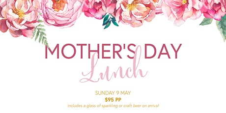 Mother's Day Lunch at Parliament House tickets