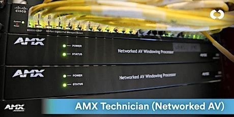 AKL | AMX Technician (Networked AV) tickets