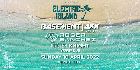 Electric Island tickets