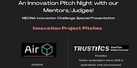 Innovation Challenge Mini-pitch Night tickets