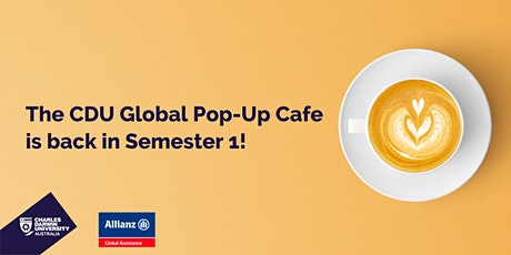 International Students Pop-Up Cafe tickets