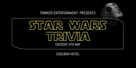 Star Wars Trivia - Coolibah Hotel tickets