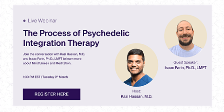 The Process of Psychedelic Integration Therapy tickets