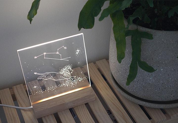 迷你燈牌工作坊  Mood Light Workshop image