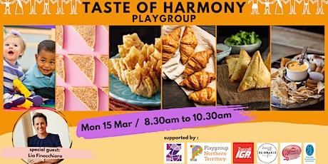 Taste of Harmony Playgroup tickets