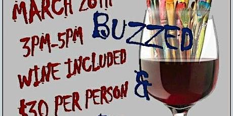 Buzzed & Brushes @ Finney's Restaurant & Bar tickets