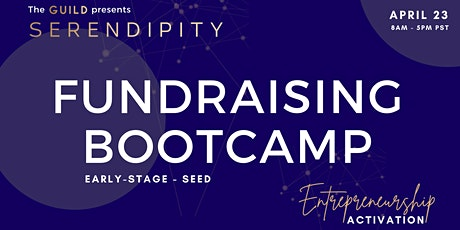 SERENDIPITY - A One Day Fundraising Bootcamp tickets