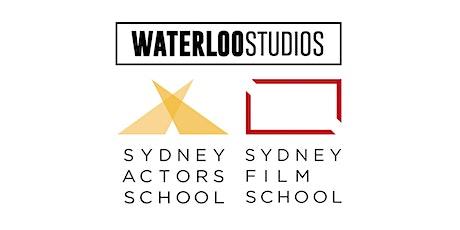 OPEN HOUSE for Sydney Actors School & Sydney Film School tickets
